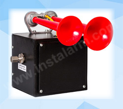 Intrinsically Safe Pneumatic Hooter